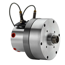 Compact style hydraulic cylinder RE-A