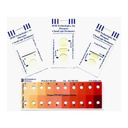 ChemLogic Phosgene (COCL2) Dosimeter Badges & Estimators