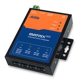 Intelligent IoT Gateway Matrix 504