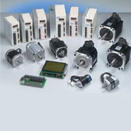 Full Digital AC Servo Driver Standard Type - SD Series