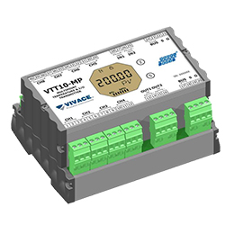 Profibus-PA Multipoint Transmitter (Temperature & I/O) VTT10-MP