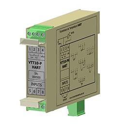 Panel Mounting Temperature Transmitter VTT10-P