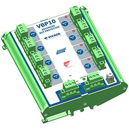 Fieldbus Bus Protector Profibus-PA and FOUNDATION ™ VBP10