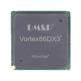 System On Chip Vortex86DX3