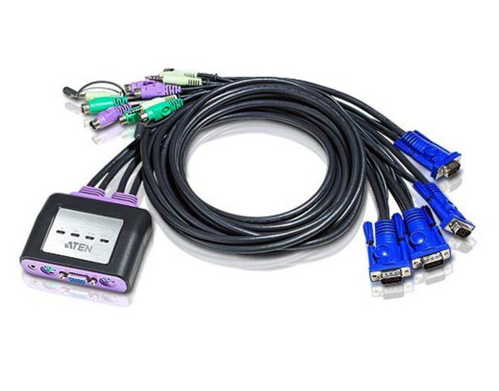 Cable KVM Switches CS64A