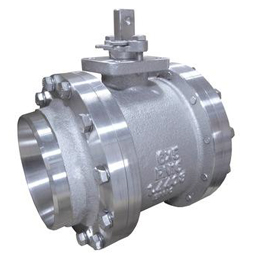 3-PC Butt Weld End Ball Valve-ANSI