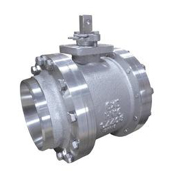 3-PC Butt Weld End Ball Valve-DIN