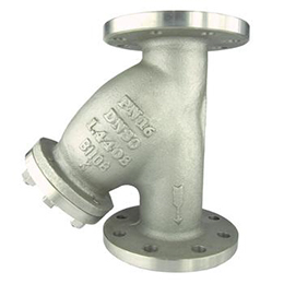 Y- Strainer Flanged - JIS Series