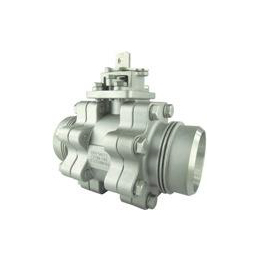 3-PC Metal Seat Ball Valve - ANSI