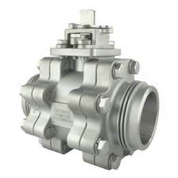 3-PC High Pressure Ball Valve - Full Port