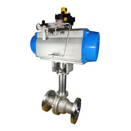 2-PC Cryogenic Series Valve