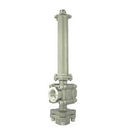 3-PC Cryogenic Valve - Bottom Entry