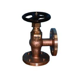Angle valves and angle check valves