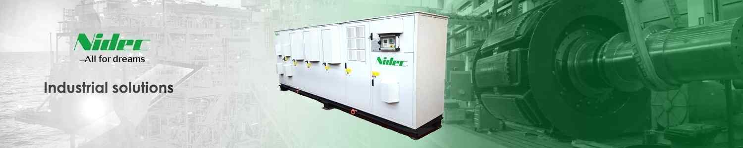 Nidec - Industrial solutions