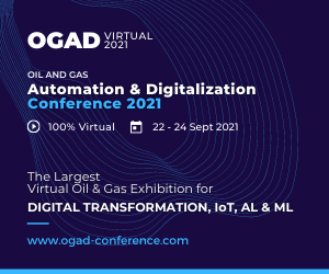 OIL AND GAS Automation & Digitalization Conference 2021