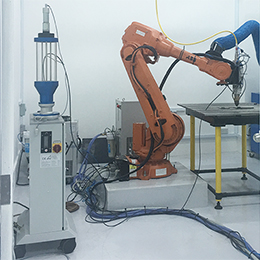 Laser Aided Additive Manufacturing (LAAM)