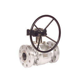 high performance metal seated ball valves