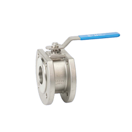 series khk 840 wafer type ball valve