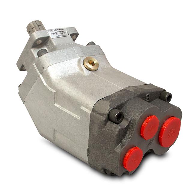 Double Bent Axis Piston Pump