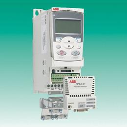 ACS350 AC Drive - IP20 w/Advanced cover