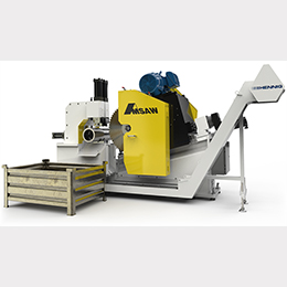 s-series billet saw-heavy duty slide saw