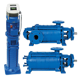 vogel pumpen multistage pumps