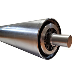 belt conveyor steel roller drums-pulleys