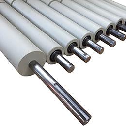 hdpe-pp conveyor rollers-drums