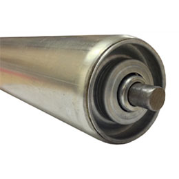 rg steel conveyor rollers-free running