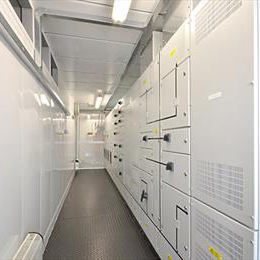containerised power supplies