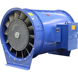 Secondary Auxiliary Fans