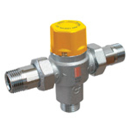 Plumbing Thermostatic Mixing Valve - Solar High Performance