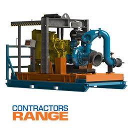 Construction Dewatering Pump CP250i