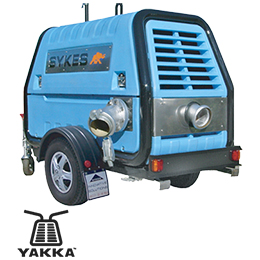 Diesel Contractors Site Pumps Yakka100