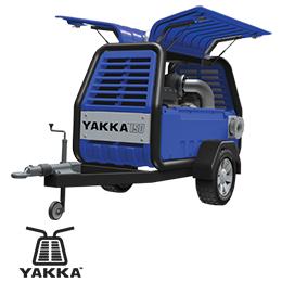 Diesel Contractors Site Pumps Yakka150