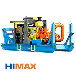 Diesel Drive Auto Prime High Head Pump HH220i