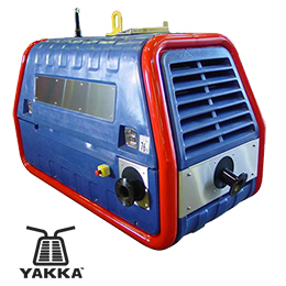 High Head Diesel Road Towable Site Pump Yakka80