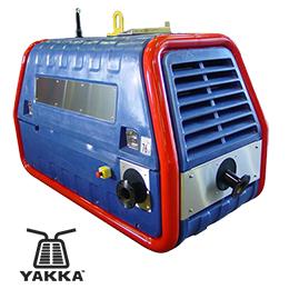 High Head Diesel Road Towable Site Pump Yakka80