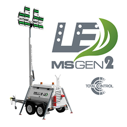 Light Towers LED Lighting GEN2 MSLED280K-9