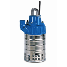 Submersible drainage pump j15