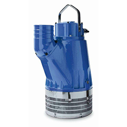 Submersible drainage pump j405