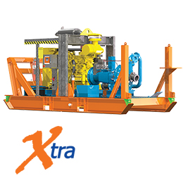 Xtra High Head Dewatering Pump XH100