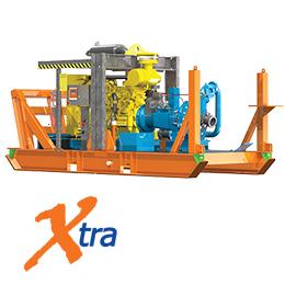 Xtra High Head Dewatering Pump XH100