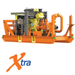 Xtra High Head Dewatering Pump XH150