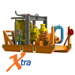 Xtra High Head Dewatering Pump XH200