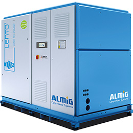 screw compressor lento