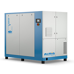 screw compressor v-drive