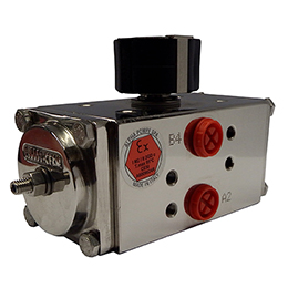 re series-alphair aluminium pneumatic actuators