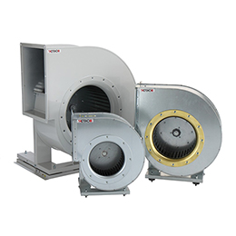directly driven radial fans rfc-rfe