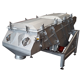 Vibratory tube conveyor type FlexConveyorTM